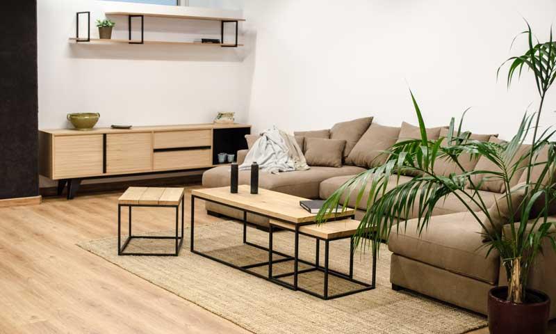 Muebles de doble uso aliados perfectos de los espacios con pocos