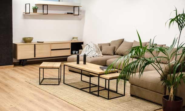 Muebles de doble uso: aliados perfectos de los espacios con pocos metros