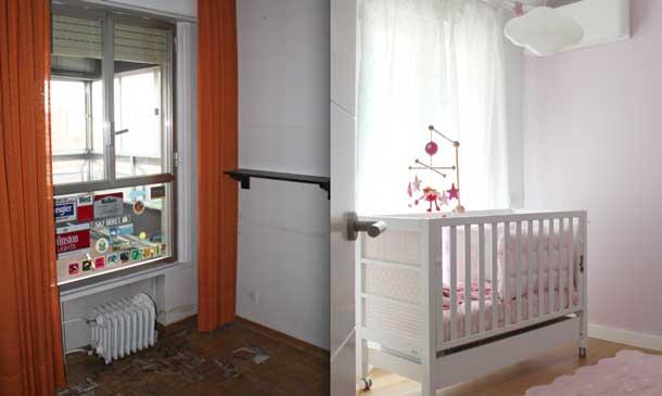Antes y después: 3 ejemplos de estancias