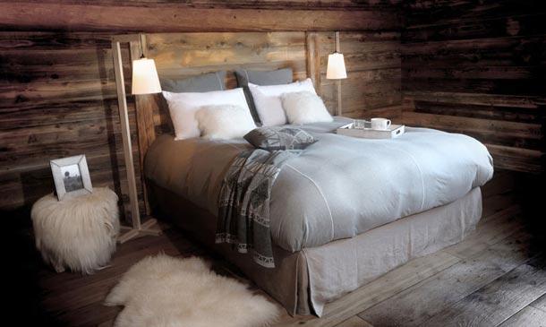 Dormitorios: calma total
