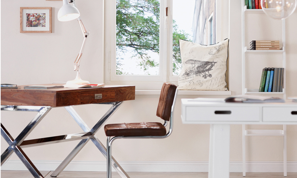 Un rincón agradable y funcional para trabajar en casa, ¿sabes cómo conseguirlo?