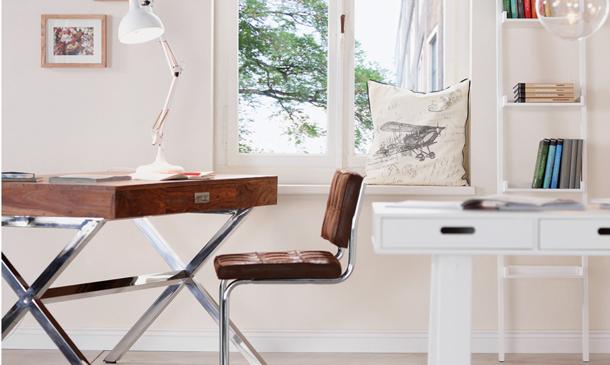 C mo montar la oficina en casa for Escritorios para oficina en casa