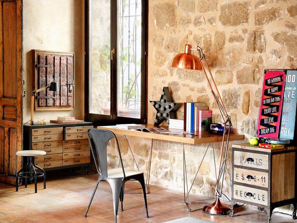 C mo montar la oficina en casa - Trabajos de decoracion de interiores ...