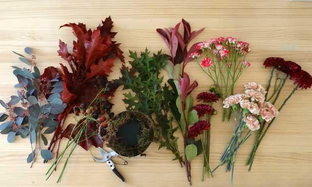 Arreglos florales que traen el otoño a tu casa