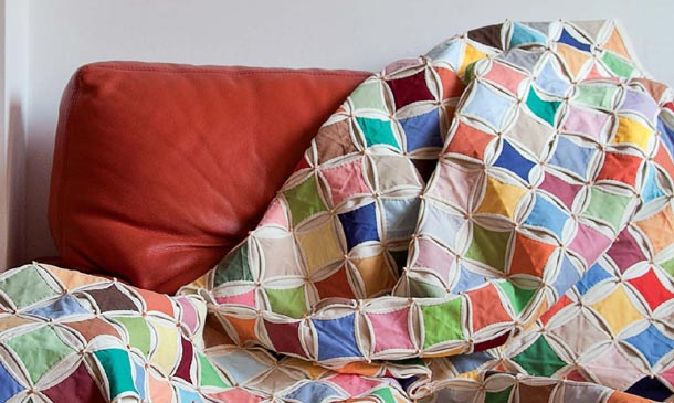 ¿Te atreves con el 'patchwork'?