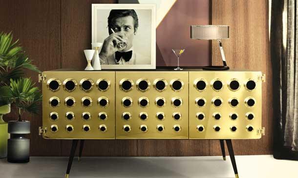 Decoración 'gold': la sofisticación llama a la puerta…