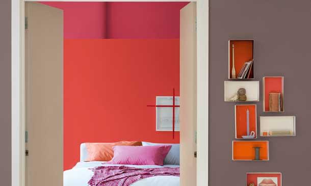 As se usa el color en la decoraci n for Nuevos colores de pinturas para casas