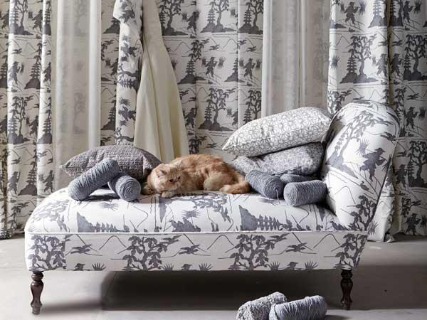 Telas para abrigar tu casa - Telas de tapiceria para sillones ...
