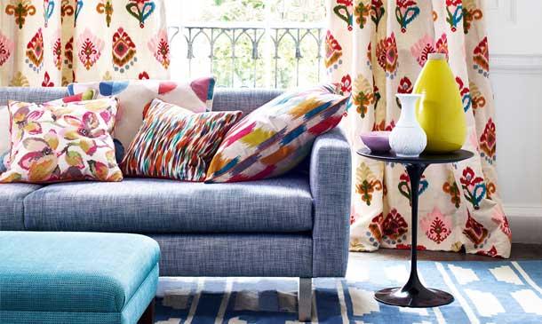 Telas para abrigar tu casa - Telas para tapiceria de muebles ...