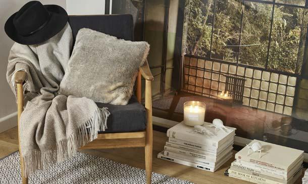 Cambio de temporada: Claves para una casa cálida y confortable
