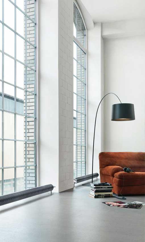 Radiadores decorativos: el calor puede ser bello