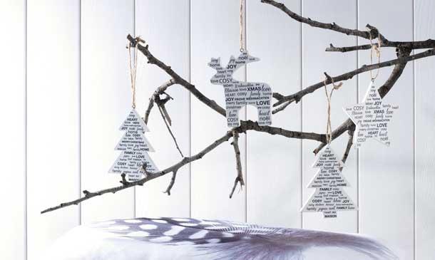 Adornos navideños: pinceladas de ilusión