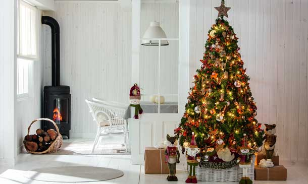 'Look' de Navidad: el encanto de lo natural