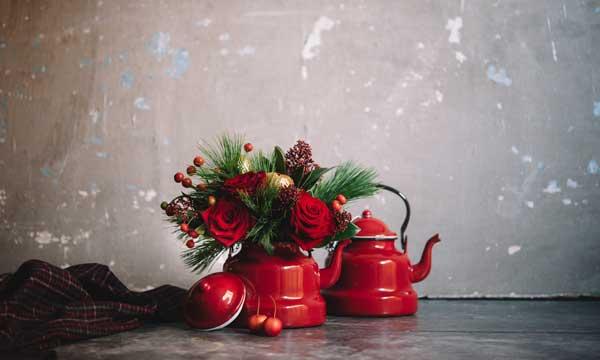 Decorar la navidad con plantas y flores - Cuidados planta navidad ...