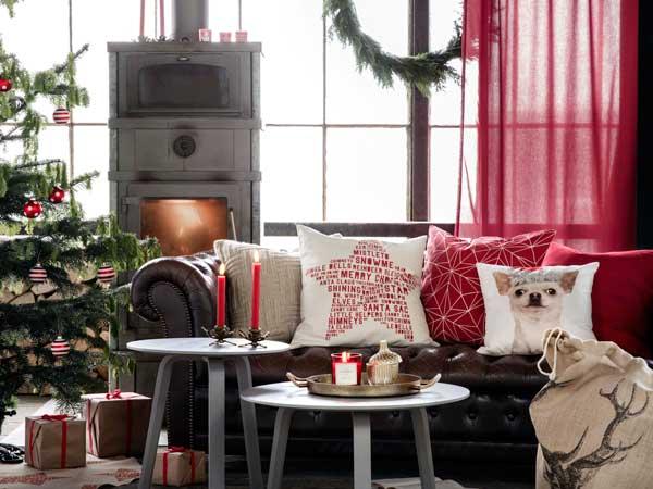 adorna tu casa para la navidad