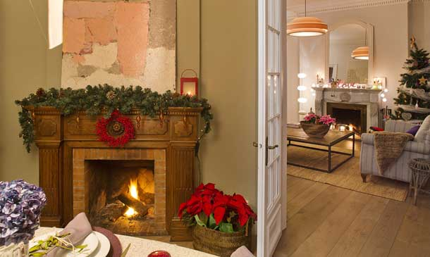 Adorna tu casa para la navidad - Decoracion navidad casa ...