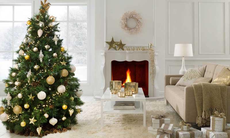 Ideas para montar un rbol de Navidad lleno de magia y fantasa Foto