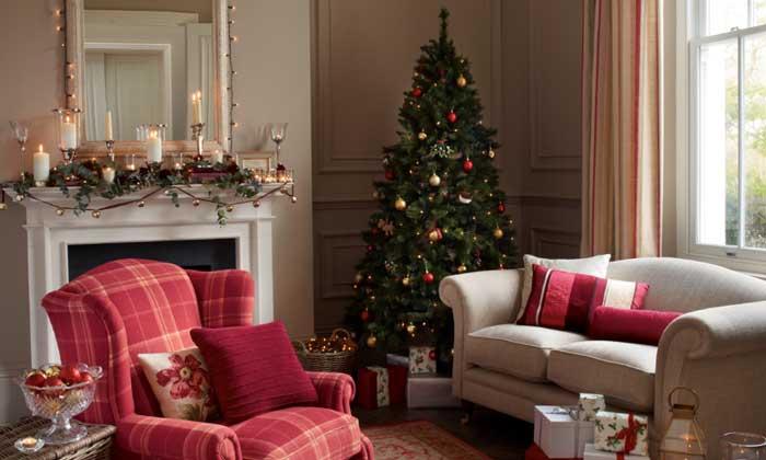Ideas para montar un rbol de navidad lleno de magia y - Adornos navidenos en ingles ...