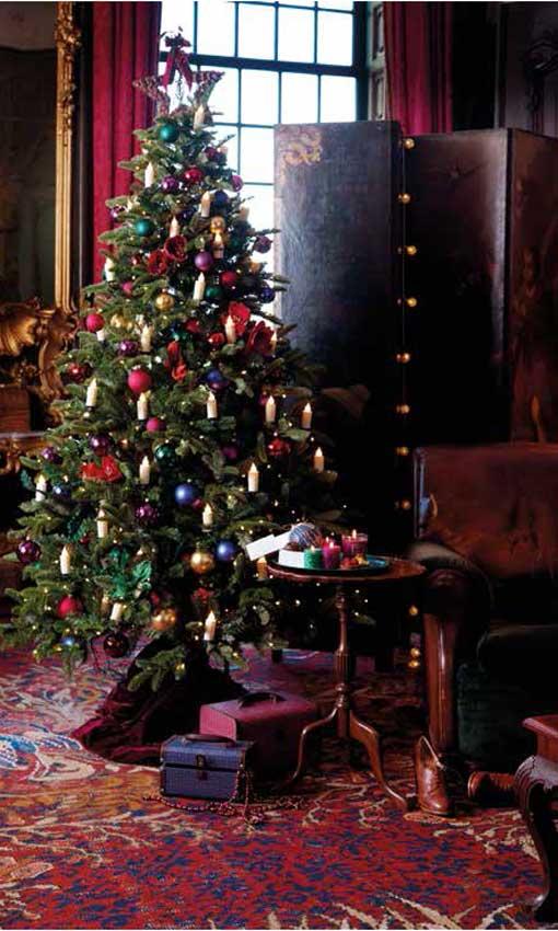 Ideas para montar un rbol de navidad lleno de magia y - Los penotes decoracion ...