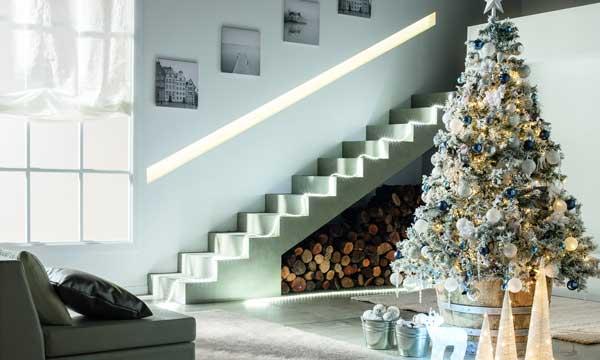 Claves para montar el rbol de navidad - Arboles de navidad elegantes ...