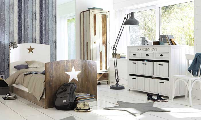 Ideas para ordenar una habitación infantil y encontrar todo a la primera