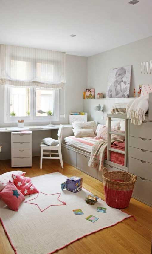 Ideas para ordenar una habitaci n infantil y encontrar - Ordenar una habitacion ...
