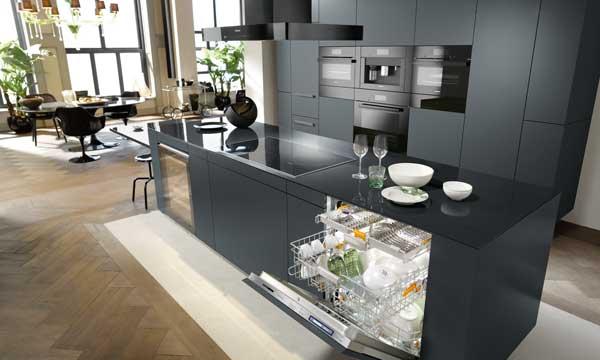 cocinas a imagen y semejanza de las profesionales On cocina profesional en casa