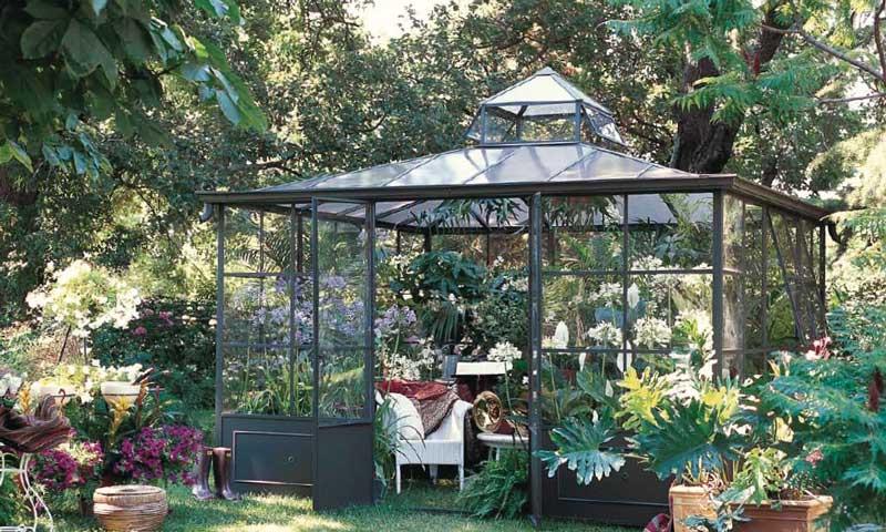 En invierno el jard n tambi n existe foto 11 - Jardin de invierno decoracion ...