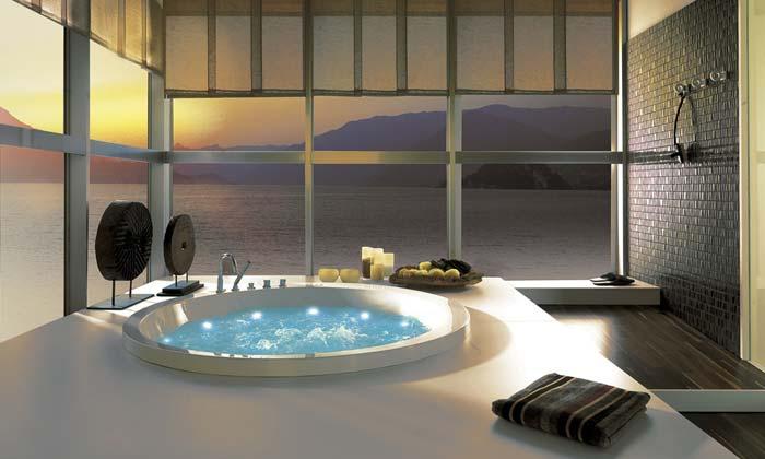 Convierte tu cuarto de baño en tu oasis privado