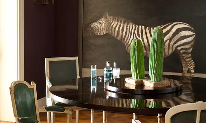 'Look' safari: el lado más salvaje de la decoración
