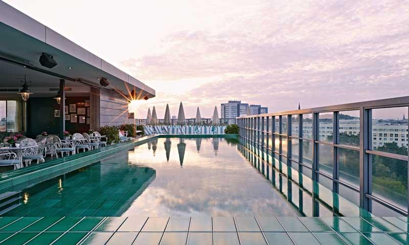 Hoteles para enamorar y enamorarse foto 3 for Hoteles diseno berlin