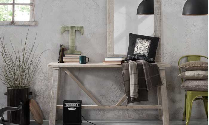Ideas para decorar el recibidor for Espejo maison du monde