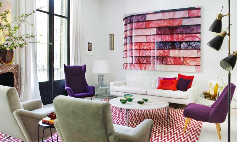 Un piso con personalidad propia foto 7 - Disenador de interiores barcelona ...
