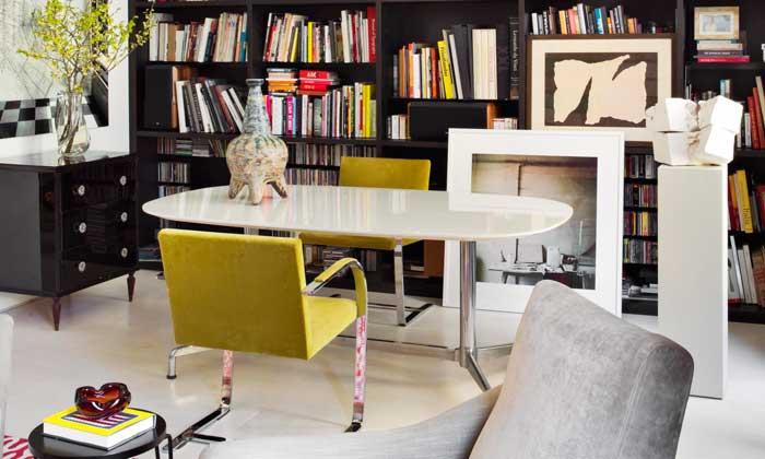 Decoración de interiores: un piso con personalidad propia