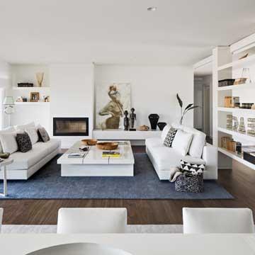 Una casa abierta a la luz foto 6 - Escuela de decoracion de interiores ...