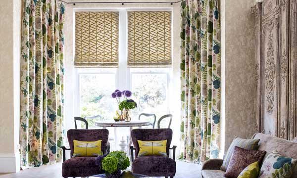 Operaci n cambio de cortinas qu se lleva esta primavera - Que cortinas se llevan ...