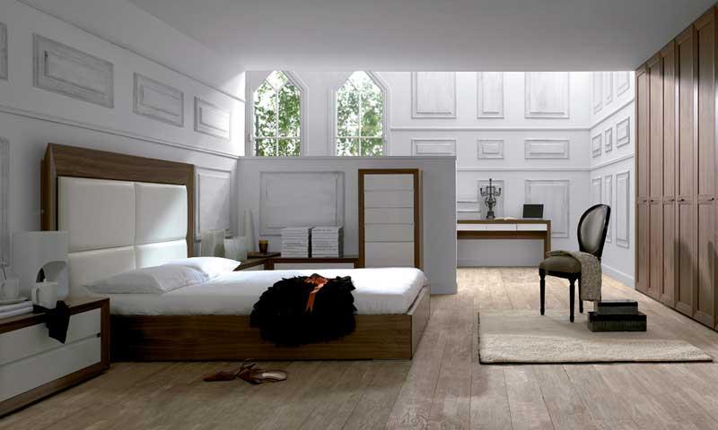 Dormitorios con mucho 39 charme 39 foto 9 - Decoracion en valencia ...