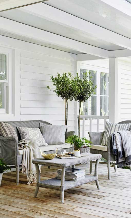 Muebles de exterior vida al aire libre for Diseno de muebles de jardin al aire libre