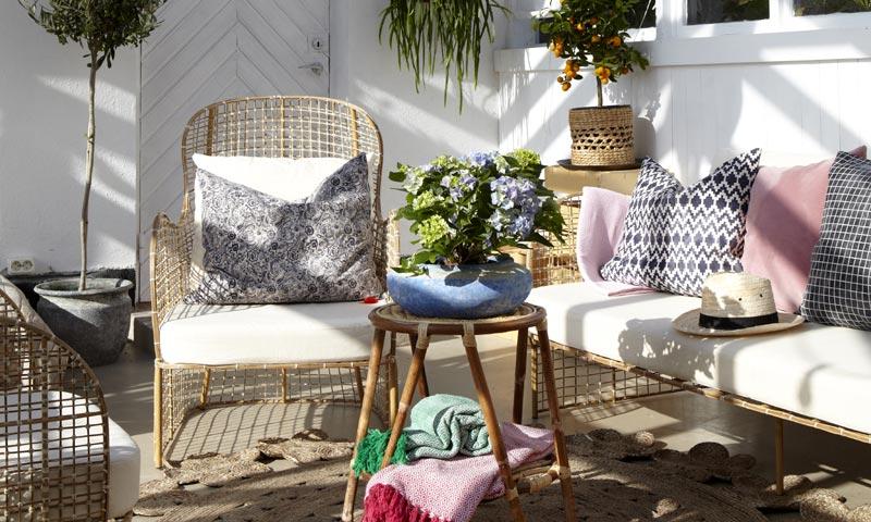Muebles de exterior vida al aire libre for Muebles para terraza al aire libre