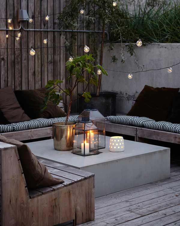 Muebles de exterior: Vida al aire libre