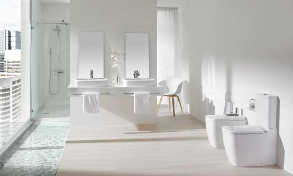 Soluciones para compartir el cuarto de baño