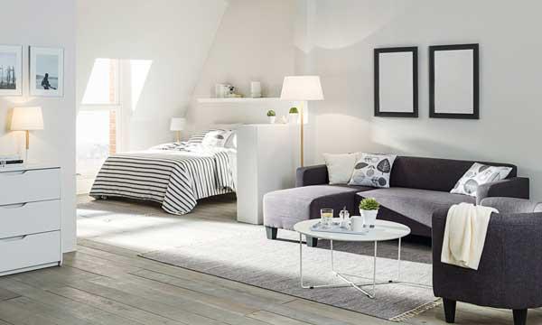 C mo decorar un piso de soltero for Diseno de apartamento de soltero
