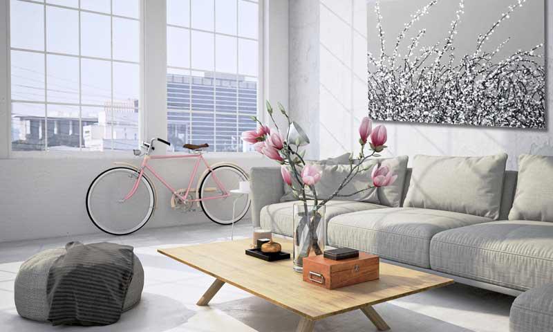 ideas para decorar un piso