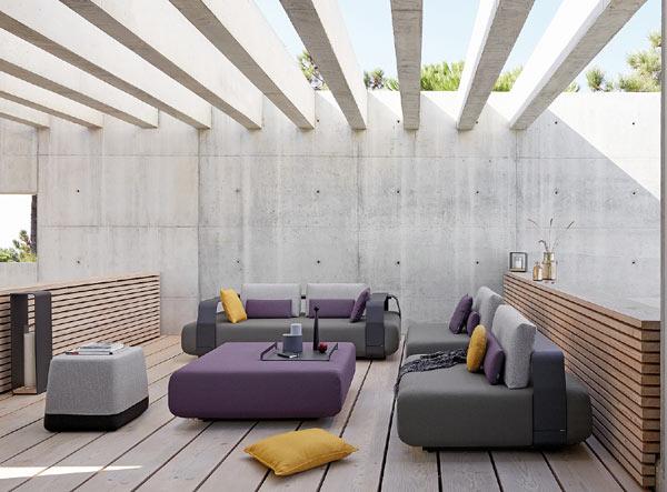 Habilitar la terraza o el balcón para el verano