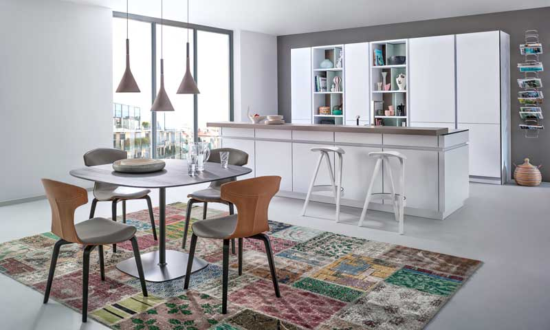 Cocinas: Diseñar un \'office\' cómodo y práctico