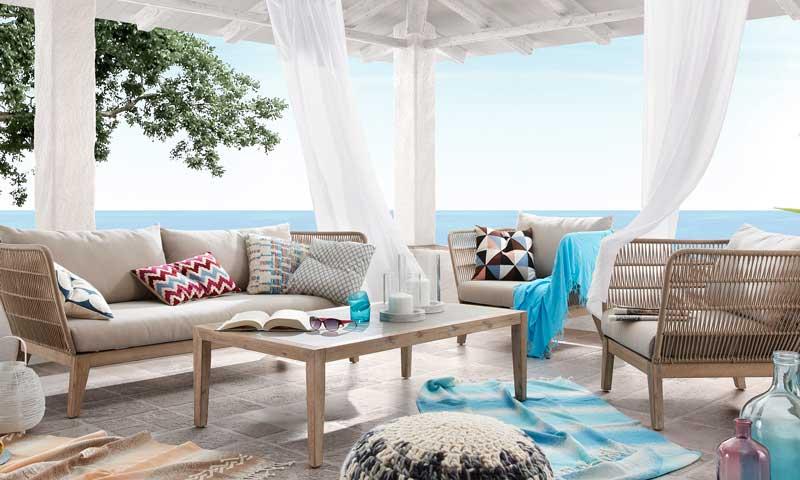 Ideas para recibir al verano for Decoracion casa verano