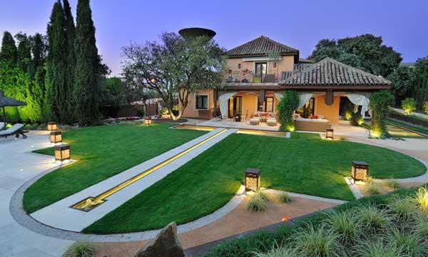 Ltimas tendencias en jardines for Decoracion de jardines pequenos exteriores