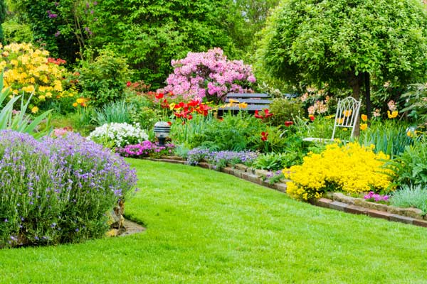 Ltimas tendencias en jardines for Modelos de jardines sencillos
