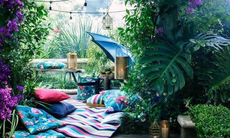 ¿Montamos una fiesta en el jardín este verano?