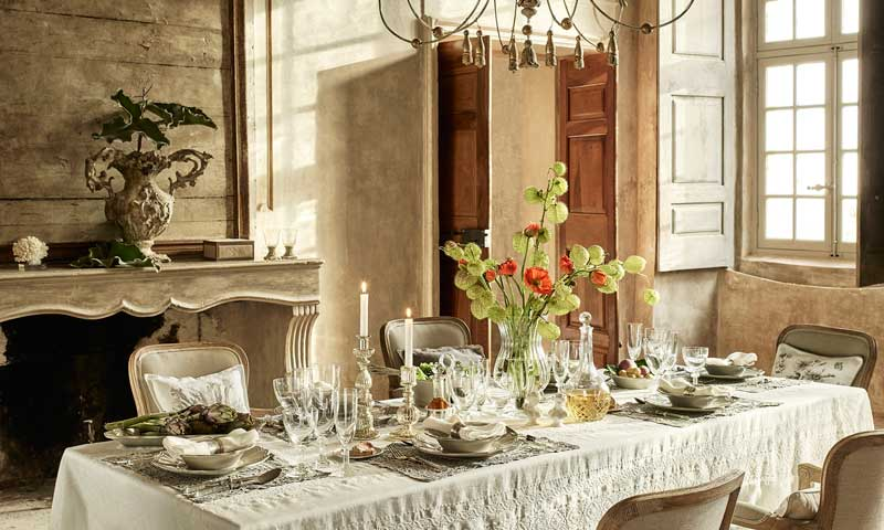 Vajilla veraniega un toque de estilo en tu mesa foto - Zara decoracion ...